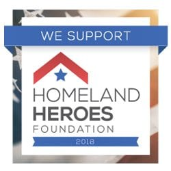 Homeland Heroes Foundation 2018 Sponsor